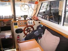 35 Ft Cuddles Resort. Fresh Paint Ford Diesel 80hp Manly Brisbane South East Preview