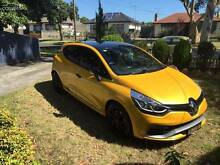 2014 Renault Clio R.S200 Sport Liquid Yellow RWC AUTO WARRANTY Sunshine North Brimbank Area Preview