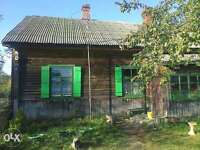 Terrased house and 2 acres of land, in a beatiful setting near forest in Belarus, 6 900 pounds