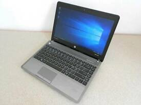 Core i5 Hp ProBook Windows 10 laptpp