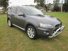 2010 Mitsubishi Outlander VR-X. 1 Female Owner & 90% Hwy Kms Lara Outer Geelong Preview