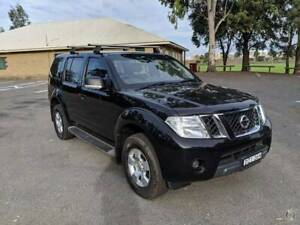 2011 Nissan Pathfinder ST Automatic SUV Singleton Singleton Area Preview