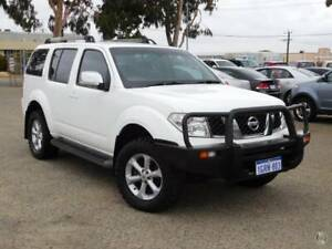 2008 Nissan Pathfinder R51 ST-L Wagon 7st 5dr Man 6sp 4x4 2.5DT [MY08] Wangara Wanneroo Area Preview