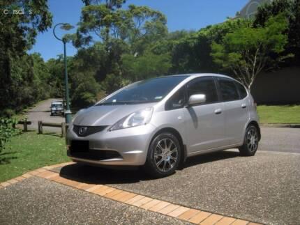 2009 Honda Jazz Hatchback East Brisbane Brisbane South East Preview