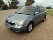 2012 Kia Grand Carnival One Owner Low Kms Priced To Sell Port Pirie Port Pirie City Preview