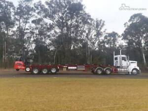 2019 FWR NEW Tri axle with 2019 Loadmac forklift Freemans Reach Hawkesbury Area Preview