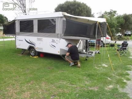 2011 Jayco Swan Campervan Donvale Manningham Area Preview