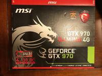 MSI GTX 970 Gaming 4GB