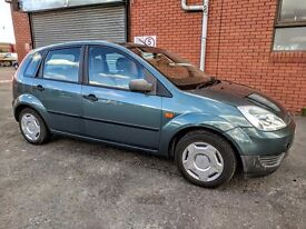 FORD FIESTA 1.2 LX 2003 - LOW MILES - NEW CLUTCH AND CAMBELT JUST DONE - FRESH MOT