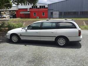 1998 Holden Commodore Wagon Enoggera Brisbane North West Preview