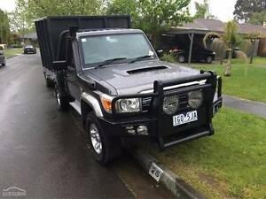 2011 V8 Toyota LandCruiser Ute Scoresby Knox Area Preview