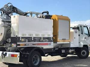 2018 Hino FM1628 Vacuum Excavation Truck for Sale Minchinbury Blacktown Area Preview