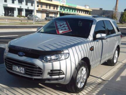 2012 Ford Territory Wagon Footscray Maribyrnong Area Preview