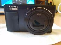 Panasonic Lumix DMC-TZ80 Digital Camera(18.1 MP, 30x Zoom, 4K, FHD, 3 inch LCD)