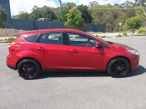 2014 Ford Focus Hatchback Biggera Waters Gold Coast City Preview