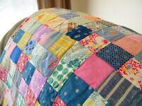Patchwork Quilt Project