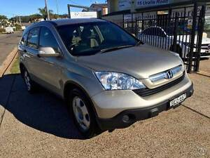 2007 Honda CRV Auto 4x4 Wagon Port Macquarie Port Macquarie City Preview