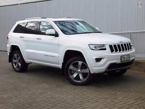 2013 Jeep Grand Cherokee Wagon Murray Bridge Murray Bridge Area Preview