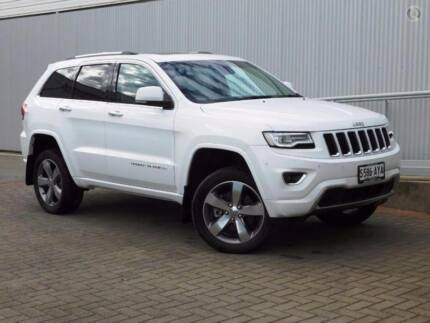Jeep Grand Cherokee **PRICE REDUCED** Murray Bridge Murray Bridge Area Preview