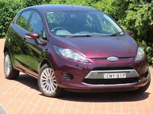 2013 Ford Fiesta Hatchback Hornsby Hornsby Area Preview