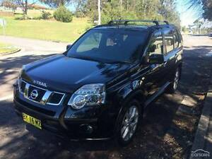 2013 Nissan X-trail TL Wagon Merewether Newcastle Area Preview