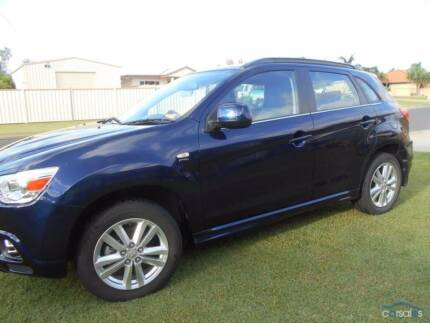 Mitsubishi ASX Leather MY12 2WD AUTO