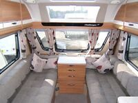Swift Challenger 480 SE 2013, Alde Heating, Solar Panel, 12 MONTHS WARRANTY, 2 berth caravan