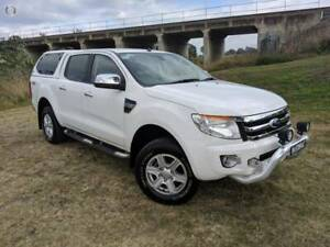 2014 Ford Ranger XLT 3.2 Manual Ute Singleton Singleton Area Preview