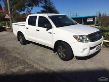Toyota Hilux 2007 Clovelly Eastern Suburbs Preview