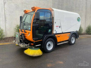 2013 AUSA B400H STREET SWEEPER  -Ex council  -101 hp diesel engine  -Aircon cab -Hydraulics  -F Bell Park Geelong City Preview