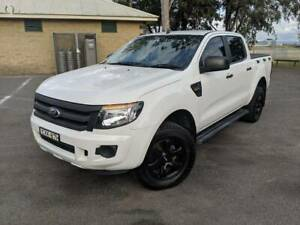2014 Ford Ranger XL 3.2 Manual Ute Singleton Singleton Area Preview