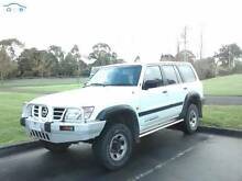 2000 Nissan Patrol 4.2DT DON'T MISS OUT Wantirna Knox Area Preview