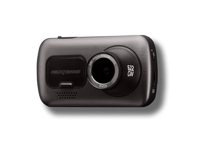 NEXTBASE 622GW 4k Dash Cam - Wifi - Alexa - Parking Mode and FREE Hardwire Kit