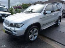 2005 BMW X5 V8 4.4i *DELIVERY *FULL LOG BOOK *SEP REGO Fairy Meadow Wollongong Area Preview