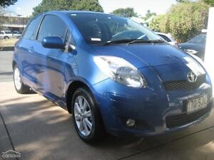 2009 Toyota Yaris Hatchback Manly Brisbane South East Preview