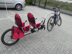 WeeHoo iGo TWO  - Bike Trailer