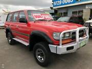 1991 Toyota LandCruiser FJ80R GXL SUV Bayswater North Maroondah Area Preview