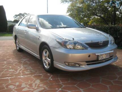 2003 Toyota Camry Sedan Bruce Belconnen Area Preview