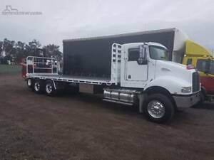 2006 Kenworth T350 , 6x4 , Cat C12 , auto , fitted with Moffett 2.5 to Freemans Reach Hawkesbury Area Preview