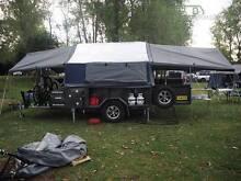 2014 off road Central Coast camper trailer complete Metford Maitland Area Preview