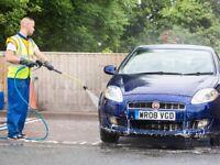 Hand Car Wash Valeting Business For Sale - Morrisons Supermarket Location - Busy Car Park