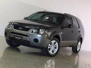 2007 Ford Territory TX AWD Wagon Ashmore Gold Coast City Preview
