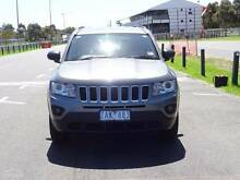 2012 Jeep Compass Wagon Middle Park Port Phillip Preview