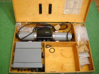 Gamma Radiation Monitor Scintillation Detector Spectrometer Box 137cs 4-1