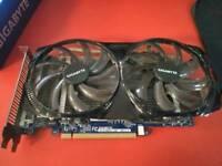 Gigabyte Radeon HD 7850 2GB VRam