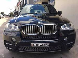 2011 BMW X5 Wagon 40D Sport IMMACULATE Glendenning Blacktown Area Preview