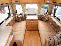 Swift Charisma 560 2008 Used Caravan, fully serviced, 12 months warranty