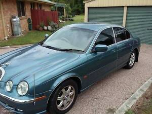 2000 Jaguar S Type Sedan Wamuran Caboolture Area Preview