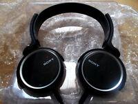 Sony headphones - New