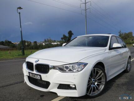 2013 BMW 320i F30 M Sport Pack Auto MY13.5 Upper Kedron Brisbane North West Preview